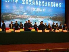 """Finance Supports Hubei Economic Development"" Event"